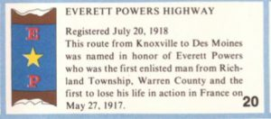 POWERS Everet HIGHWAY