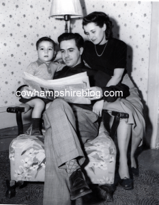 Rene Gagnon and family.