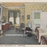 Rice-Varick Hotel ballroom, circa 1927