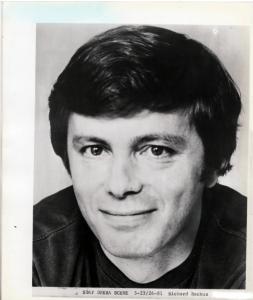1981 stock photograph of Richard Backus.