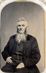 Major Royal Jackman (1791-1872); from the personal collection of a descendant, used with permission.