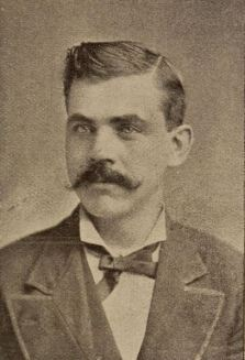 Thomas Leddy (1849-1912) one time Checkers Champion of New Hampshire