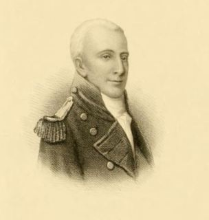 Photograph, from book: Letters from George Washington to Tobias Lear, 1905, Rochester, NY, page 21. Engraving by S. Hollyer