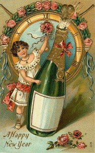 Victorian New Years