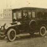 Portsmouth Navy Yard Ambulance 1919