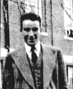 Photograph of James H. Basquil (1922-1944)