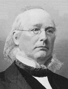 Horace Greeley (1811-1872)
