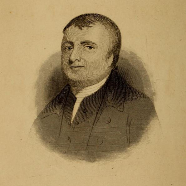 Likeness from: Life of Jeremy Belknap, D.D., The Historian of New Hampshire, collected and arrange by his granddaughter, 1847, New York: Harper and Brothers