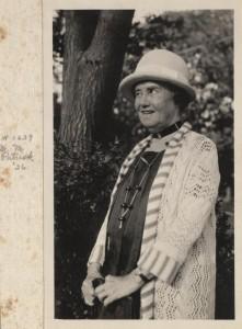 "Photograph: ""Mary Mills Patrick"". Embryo Project Encyclopedia (1926)."