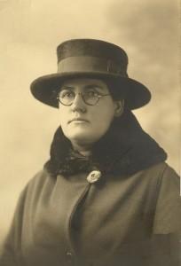 Mattie (Kilborn) Webster, educator, historian, mother, wife, grandmother, sister