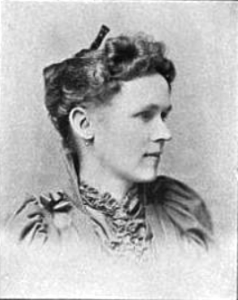Mrs. Ella Knowles, from New Hampshire Women, A Collection of Portraits and Biographical Sketches of Daughters and Residents of the Granite State, page 115
