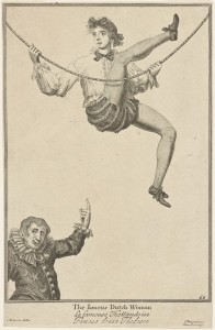 """Jerome Robbins Dance Division, The New York Public Library. """"The famous Dutch woman."""" The New York Public Library Digital Collections. 1711."""
