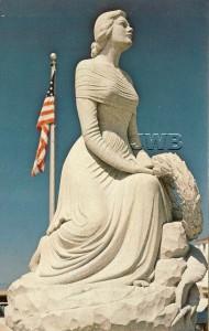 New Hampshire Marine Memorial at Hampton Beach NH