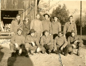 Probably Air Base Squadron at Grenier Field at Cow Hampshire