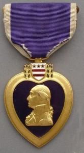 ww1 purple heart