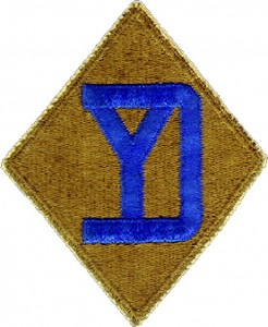 Yankee Division patch