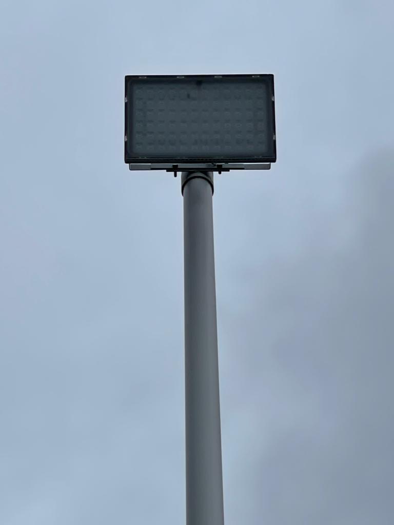 Lichtmast 4 meter