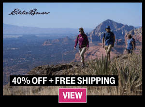 Eddie Bauer 40% Off T-Mobile Tuesdays