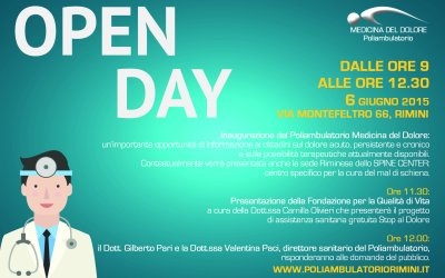 Open Day Poliambulatorio Rimini