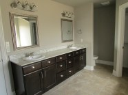 2436 Master Bath Double Vanity