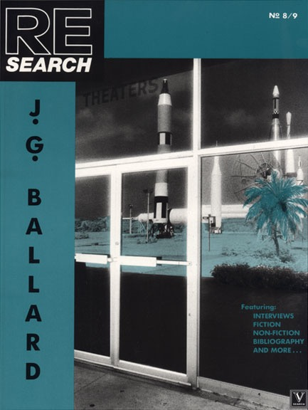 RE/Search #8/9: J. G. Ballard