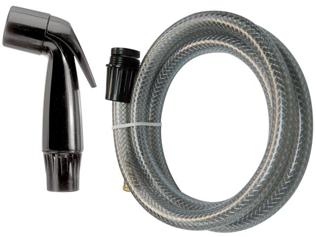 replacement kitchen sink sprayer hose kit