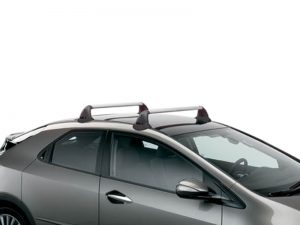 honda civic roof rack bars and rails