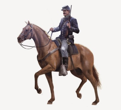 Chase-Stone-106-West-Point-union-cavalry-1864