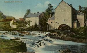 thrum mill 1921