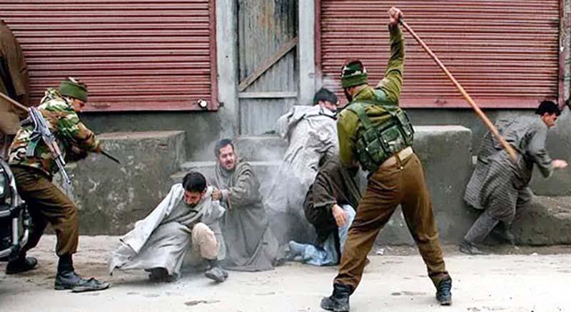 'উত্তপ্ত' কাশ্মীরে ৬ জনকে গুলি করে মারলো সেনাবাহিনী