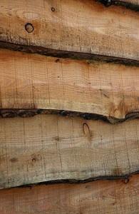 British Waney Edge Oak Cladding