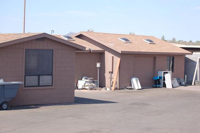 Wickenburg, AZ USHCN site