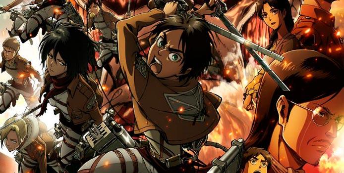 Le film L'attaque des Titans : l'arc et la flèche écarlate sur J-one