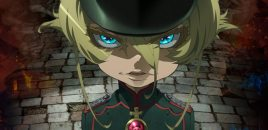 L'anime Youjo Senki diffusé en janvier 2017