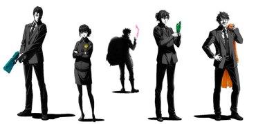 Psycho-Pass revient au cinéma avec une trilogie