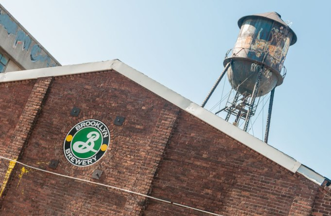 Cervejaria Brooklyn Brewery NY