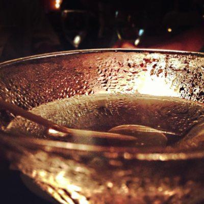Drink Dry Martini Perfeito no jardim | Cozinha do João