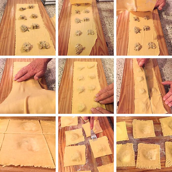 Ravioli de alcachofra e queijo brie: como fazer | Cozinha do João