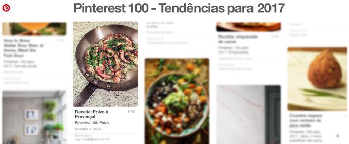 Pinterest elege polvo à provençal da Cozinha do João como tendência para 2017