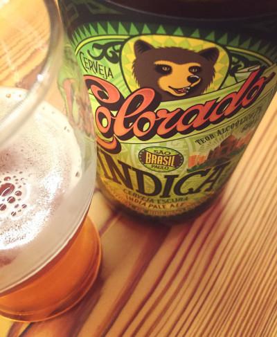 Cerveja IPA Colorado INDICA | Cozinha do João