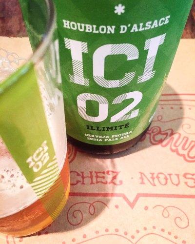Cerveja IPA ICI 02 | Cozinha do João