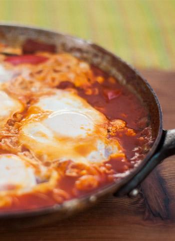 Receita Huevos Rancheros | Cozinha do João | Receitas, Drinks e Restaurantes