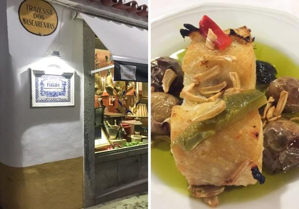 O restaurante Fialho, em Évora (Portugal) é uma delícia   Cozinha do João