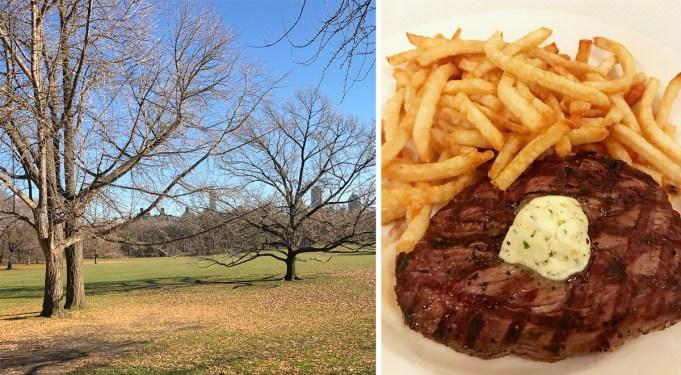Balthazar e Central Park nas dicas de viagem para Nova York | Cozinha do João