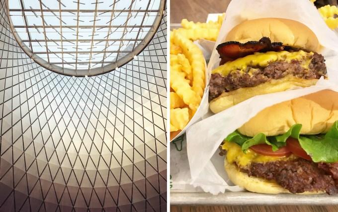 Fulton Center e Shake Shack nas dicas de viagem para Nova York | Cozinha do João
