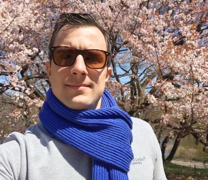 João Junqueira no Central Park em Nova York | Cozinha do João