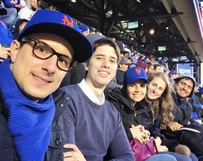 Viagem para Nova York: jogo de baseball dos Mets no City Field | Cozinha do João
