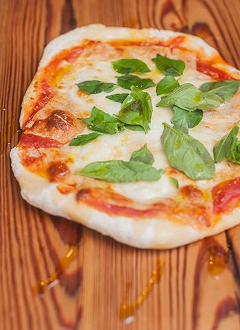Receita da pizza Margherita Verace | Cozinha do João