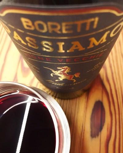 Boretti Passiamo, vinho vendido pela evino | Cozinha do João