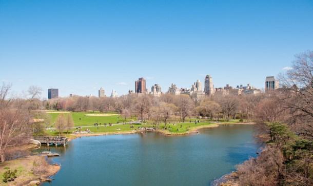 Turtle Pond no Central Park em Nova York | Cozinha do João